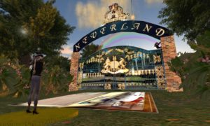 Gates of Neverland Ranch