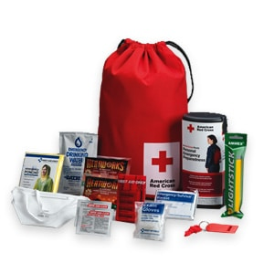 Red Cross Disaster Preparedness Kit