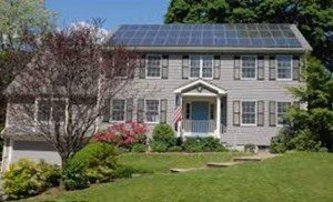 solar powers home in santa barbara