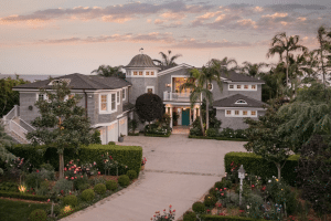the largest single family residential sale in Santa Barbara County in 2017