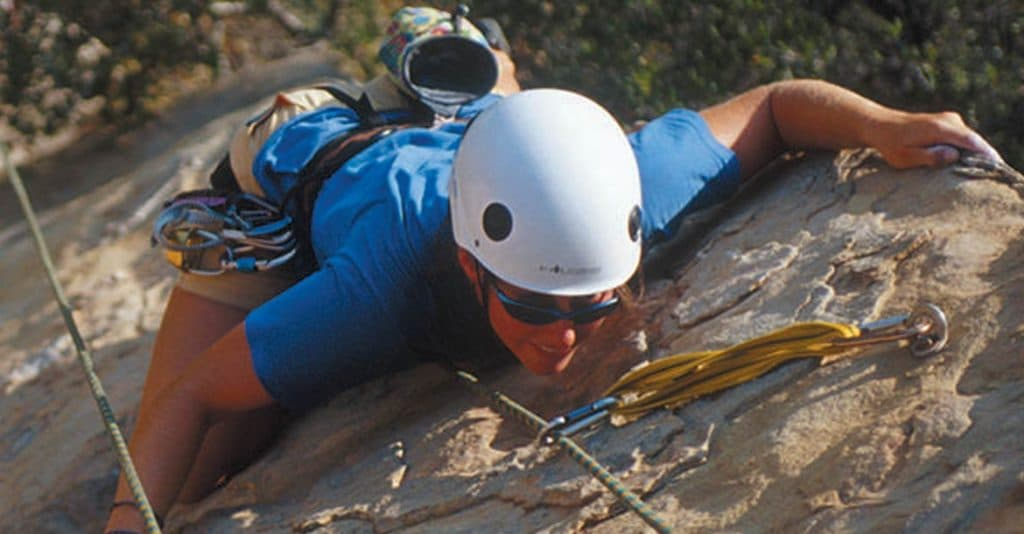 Indoor rock climbing or outdoor in Santa Barbara