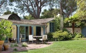 Guesthouse in Montecito an example of Accessory Dwelling Unit