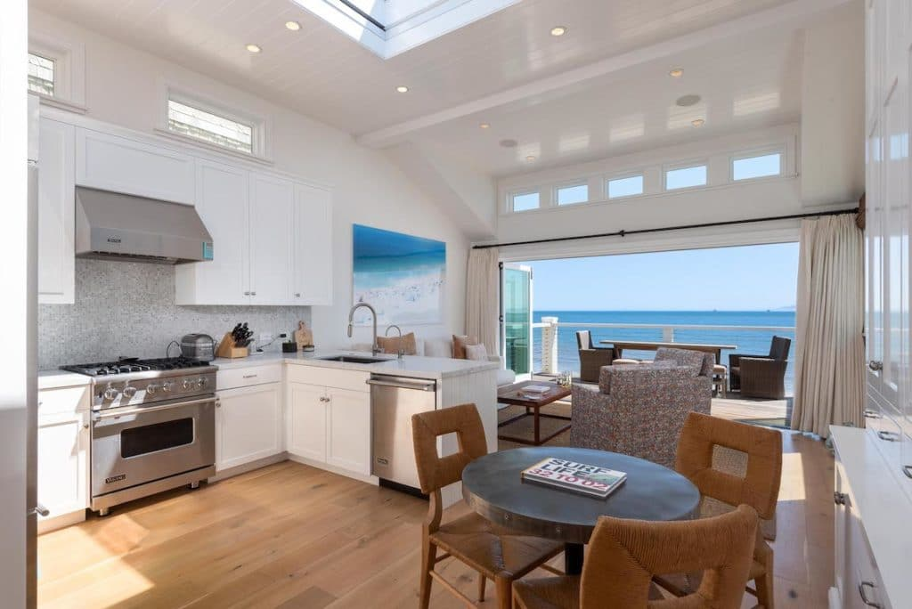 A beach house is one reason Montecito is the best place to live in the Santa Barbara areaamar Beach House for sale