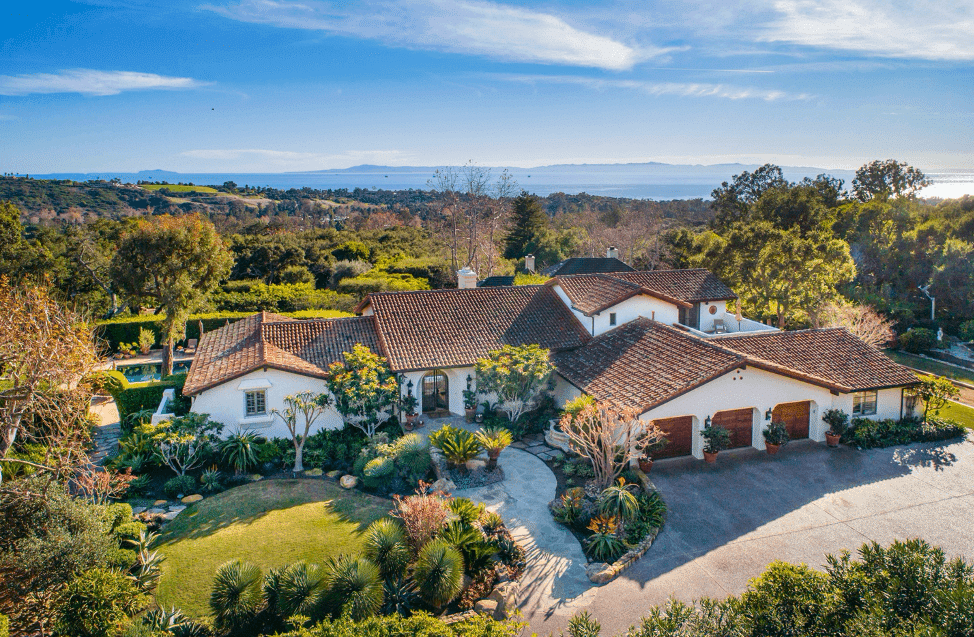 Beautiful homes are a reason this is the best place to live in the Santa Barbara area.