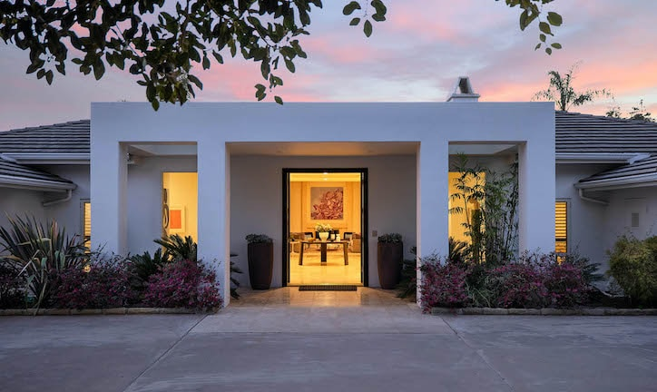 A beautiufl Montecito home that just sold and the home buyers were able to avoid common home buying mistakes